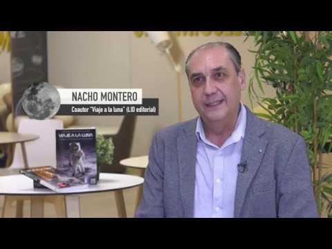 Javier Reyero, Nacho Montero y Cristina Mosquera presentan 'Viaje a la luna' en Madrid