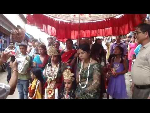 Gaijatra Festival in Tansen Nepal – part 3