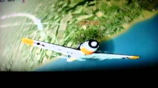 Dog Fight In FW - 190