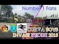 Persela Fc Fans  ● Curva Boys Tour Away Days Kediri 2018 Part 1