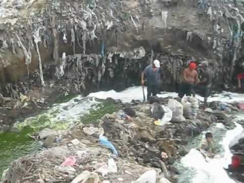 Inside the Garbage Dump