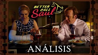 Better Call Saul S04E07: Something stupid - Análisis de una secuencia a pantalla partida