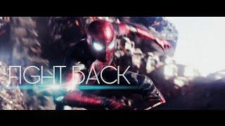 【MV】Avengers Infinity War  - Fight Back | NEFFEX