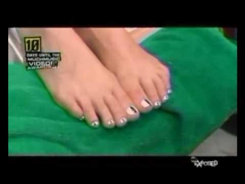 Fergie Feet