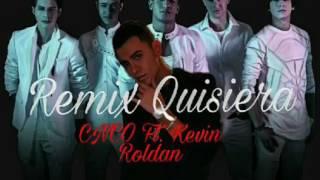 Cnco Ft Kevin Roldan Quisiera (Remix) Con Liryc