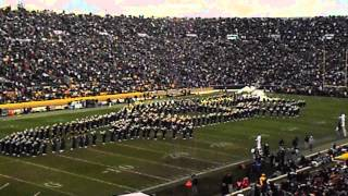 """ND Marching Band """"Back to the Future"""" Theme Song"""