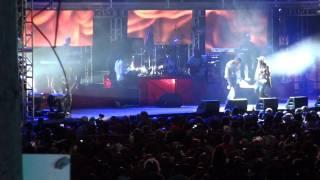 Mavado (1) performing live at Reggae Sumfest 2011