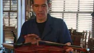 Violin Maker Guy Rabut On Humidity And Instrument Care
