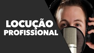LOCUÇÃO VÍDEO INSTITUCIONAL LOCUÇÃO PARA VIDEO    NANDO PINHEIRO