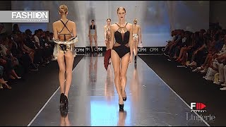 JOLIDON GRAND DEFILE Lingerie Magazine SS 2019 CP Moscow - Fashion Channel