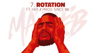 Josylvio - 07. Rotation ft. Hef (prod. Since 96) - Ma3seb