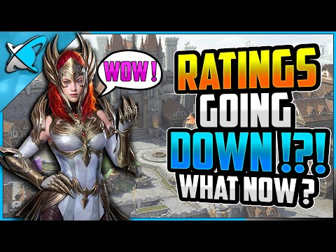 RATINGS ARE GOING DOWN ?! | What now ?! | RAID: Shadow Legends