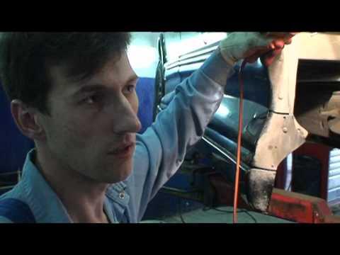 Замене второго контура кондиционера на Шевроле Тахо