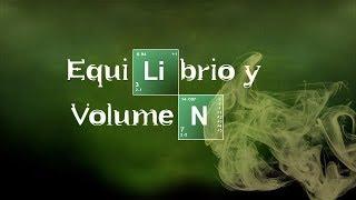 Imagen en miniatura para Equilibrio y volumen