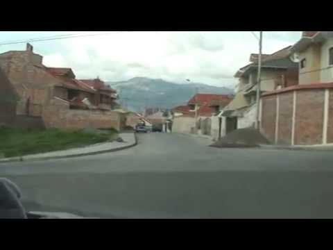 Cuenca, Ecuador Drive