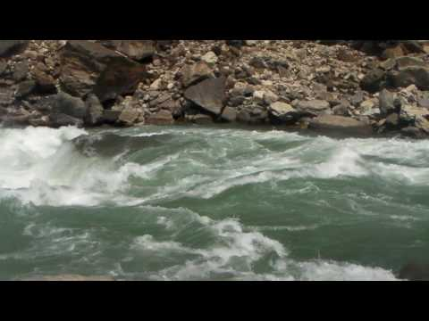 Jailhouse Rock Rapid On Karnali River Rafting In Nepal