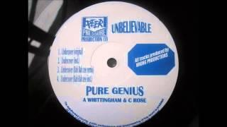 Pure Genius - Undercover (Bah Bah Zee Remix) (1995)