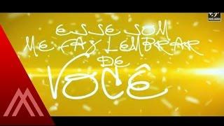 A Nossa música - Paulo Mac ® - Official Lyric Video [HD]