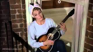 Breakfast at Tiffany's (1961) Moon River Scene - Audrey Hepburn