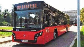Novi Ikarbus-Mercedes autobusi za GSP Beograd width=