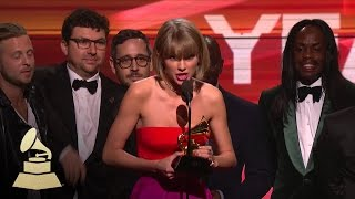 Taylor Swift | Album of the Year | 58th GRAMMYs