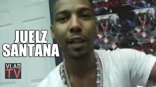 Flashback: Juelz Santana Spits Skull Gang Freestyle