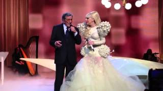 Lady Gaga & Tony Bennett   The Lady Is a Tramp Live @ the Inaugural Staff Ball