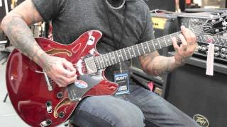 NEW Shecter Guitars at Metronome Music