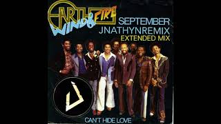 Earth, Wind, & Fire - September (JNATHYN 'EXTENDED' REMIX)