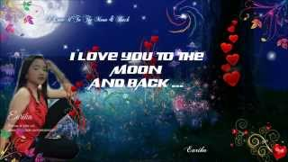 EURIKA - I Love You To The Moon And Back (Official Lyric Video)