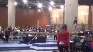 Chelsey Andrada 2015 Region 1 Championship