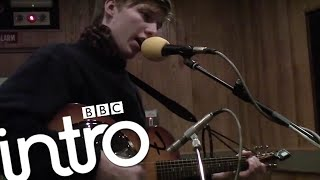 George Ezra performs 'Did You Hear The Rain?' at Maida Vale Studios