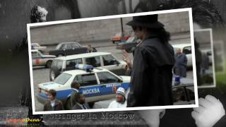 Michael Jackson Stranger in Moscow Photoshoot