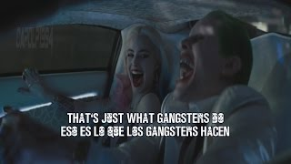 Kehlani - Gangsta [Lyrics - Sub Español] #SuicideSquad