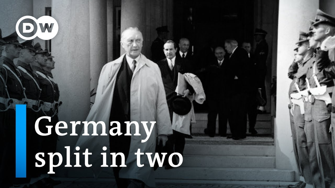 1949 - One Year, Two Germanies