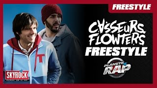 Casseurs Flowters - Freestyle Radio Phoenix #PlanèteRap