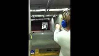 Shooting my Bersa Thunder .45