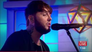 James Arthur - Say You Won't Let Go (Live on Sunrise)
