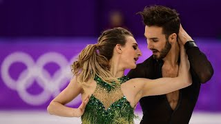 JO-2018 : les patineurs français remportent l'argent malgré leurs mésanventures vestimentaires