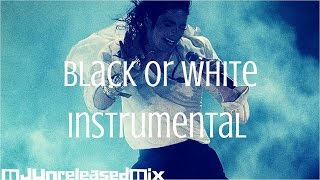 Michael Jackson - Black Or White (Instrumental) | (HIStory Tour)