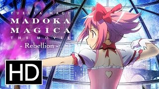 Puella Magi Madoka Magica the Movie -Rebellion- Official Trailer
