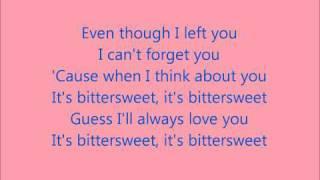 fantasia's bittersweet with lyrics