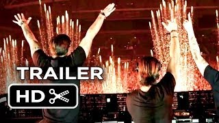Leave The World Behind Official Trailer #1 (2014) - Swedish House Mafia Documentary HD