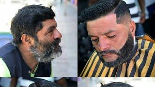 Hc Barber shop tremenda historia tras corte de pelo echo por @Darwin Sandoval