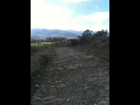 Short Walking On Mountain Path