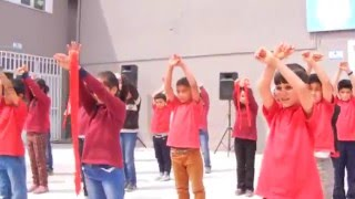 Salim Uçar İlkokulu /23 Nisan Gösterisi(Şiirimin Dili)