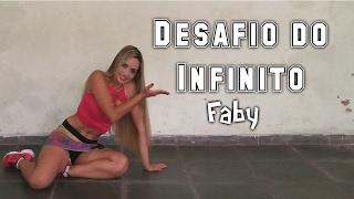 Faby- Desafio do Infinito(coreografia Keilla Fernanda)