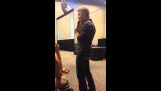 Vic Mignogna finds out Tamaki and Haruhi get married [ColassalCon 2014]