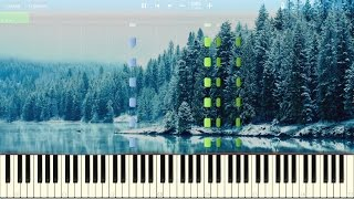 "A. Vivaldi - Four Seasons - ""Winter"" I. Piano (Synthesia)"
