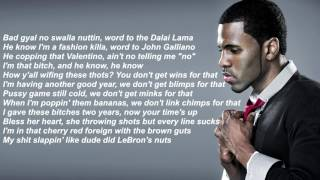 HDMusicLyrics - Jason Derulo & Nicki Minaj - Swalla (Lyrics)